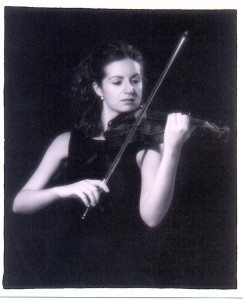 Laura Rodriguez-Moreno - violon
