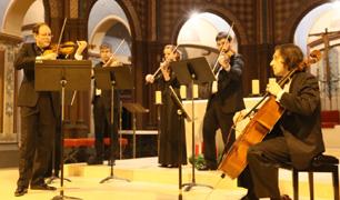 Concert en l'église Ste Marguerite